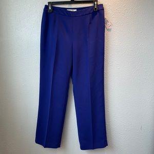 NWT Jones Studio Dress Slack Pants Size 10